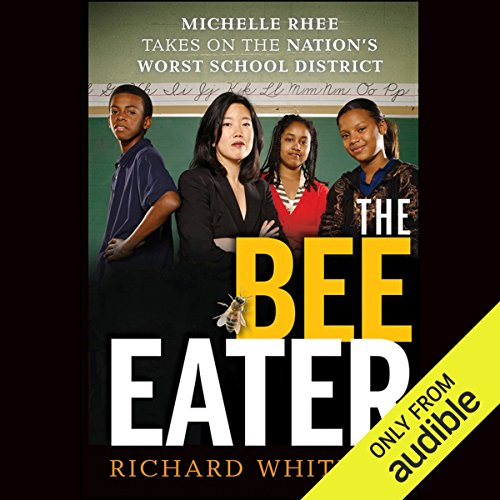 The Bee Eater audiobook cover art