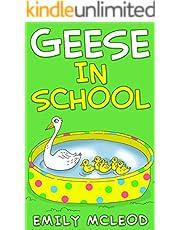 Geese in School