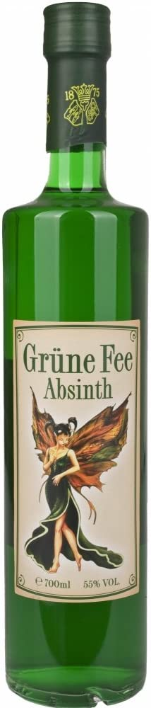 Grüne Fee Absinthe - 700 ml