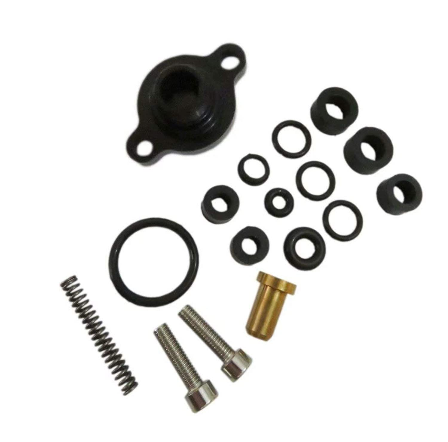 Brand New Fuel Relief Pressure Spring&Seal Kit For 7.3L 7.3 Powerstroke Diesel Ford 1999-2003