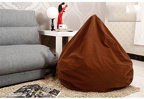 Sofa Cute Simple Paresseux 80 * 80cm (Couleur : 4#, Taille : 90 * 90cm)