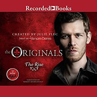 The Originals audiobook cover art