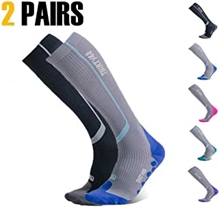 Thirty48 Elite Compression Socks, Graduated 20-30mmHg Compression for Performance and Recovery