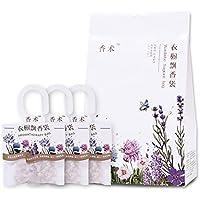 MQFORU - Bolsas perfumadas cajones, armarios, Cuartos de baño, Coches, 8 g, Paquete de X3.
