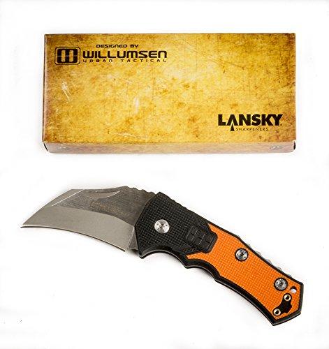 Lansky Madrock - World Legal Slip-Joint Knife - BOXED BXN444