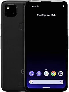 "Google Pixel 4a 14.7 cm (5.8"") 6 GB 128 GB 4G USB Type-C Black Android 10.0 3140 mAh - Google Pixel 4a, 14.7 cm (5.8""), 6 ..."