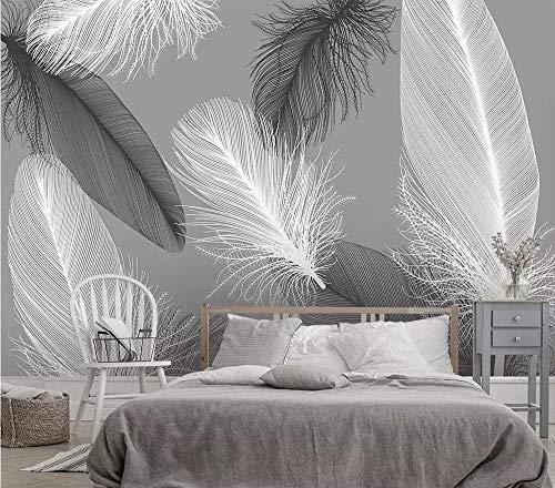 LYQSCL Murales De Pared 4D Papel Pintado,HD Arte Impresión