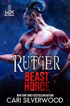 Rutger: Scifi Warrior Dystopian Romance (Beast Horde Book 2) by [Cari Silverwood]