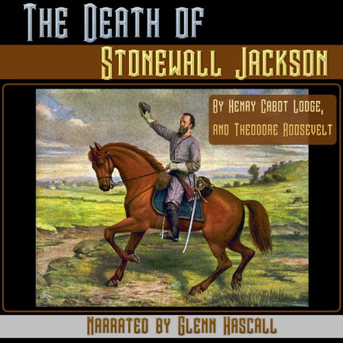The Death of Stonewall Jackson audiobook cover art
