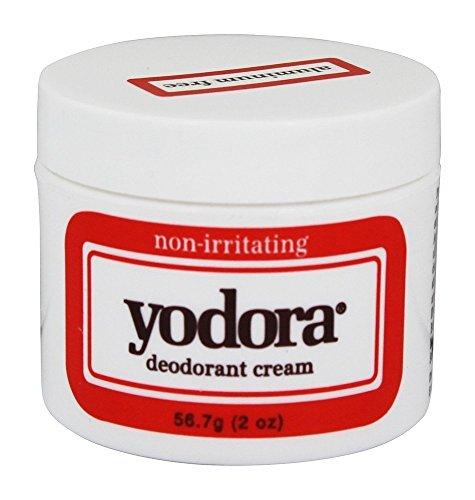 Yodora deodorant cream - 2 oz