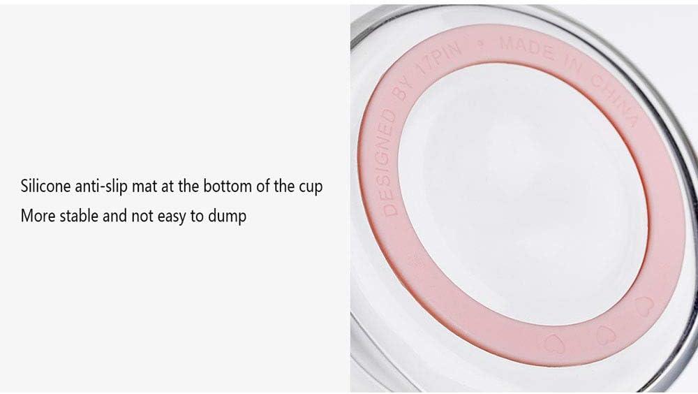 kMOoz Mini Taza de Jugo, Casa Portátil Mini Jugo Taza Eléctrico Jugo Taza Mezclador Multifunción Regalo Pequeños Electrodomésticos Adecuado para Uso De Cocina A