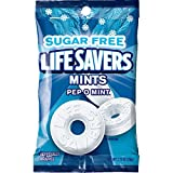 Life Savers Pep O Mint Sugar Free Candy Bag, 2.75 Ounce (Pack of 12) by LifeSavers