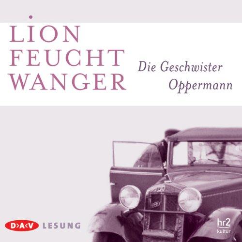Die Geschwister Oppermann audiobook cover art