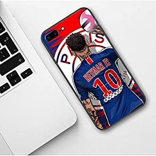 Half-Wrapped Case - Fly PSG Paris Football Jersey Jordan Sport Print Soft Silicone TPU Phone Case for iPhone 5 5S SE