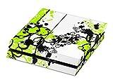 Skins4u Playstation 4 PS4 Skin Design Folie Sticker Set - Simply Green [video game]