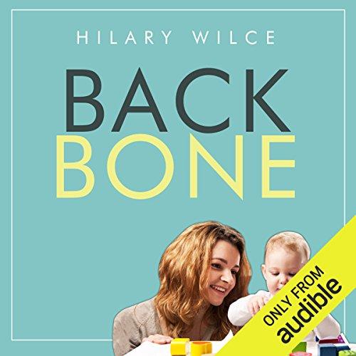 Backbone audiobook cover art