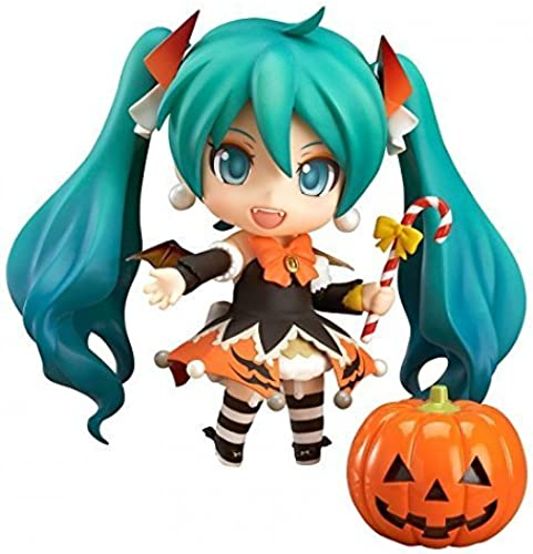 respuestas rápidas Vocaloid Hatsune Miku Halloween Version Nendoroid Action Action Action Figure by Toy Zany  en stock