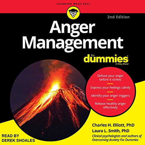 Anger Management for Dummies, 2nd Edition audiobook cover art
