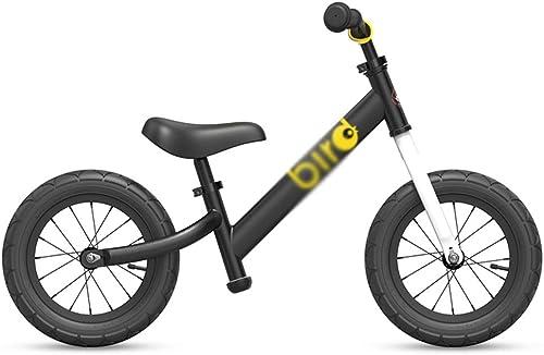 80% de descuento Bicicletas Pedales para para para Niños Caminantes para Niños Scooters para Niños y niñas Carro de Equilibrio para Niños Juguete para Niños yo Car (Color   negro, Talla   12inch)  moda clasica