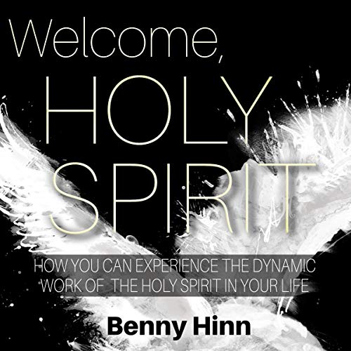 『Welcome, Holy Spirit』のカバーアート