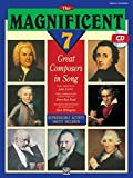 The Magnificent Seven Great Composers in Song - Teacher's Handbook w/CD
