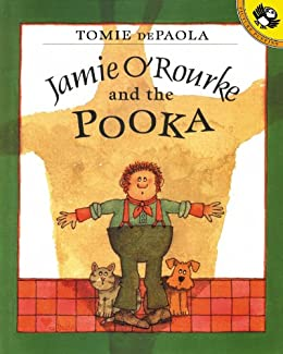 Jamie O'Rourke and the Pooka by [Tomie dePaola]