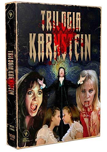 Trilogia Karnstein [Digistak com 3 DVD's]