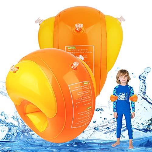 Fanmad Schwimmflügel Rund Spielzeug Kinder Schwimmhilfe ab 3-6 Jahre
