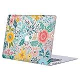 Funda para MacBook Pro 13 Pulgadas, Plástico Dura Case Carcasa para 2012-2015 MacBook Pro 13.3 Pulgada con Retina Display(Modelo: A1502/ A1425),R808 Flor de Color