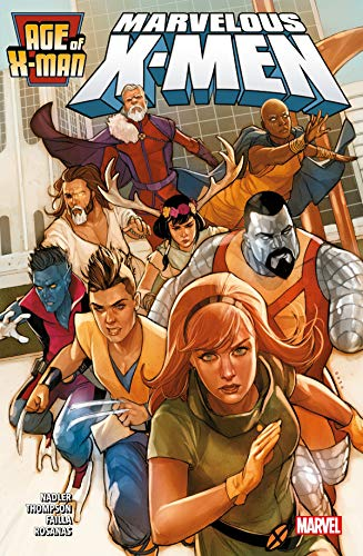 Age of X-Men 1 - Marvelous X-Men (Age of X-Man)