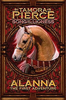 Paperback Alanna: The First Adventure (The Song of the Lioness, Book 1) Book
