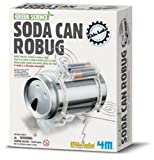 Best 4M Robots - 4M Soda Can Robug Review