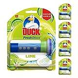 Duck - Supporto per dischi per WC freschi, 36 ml, confezione da 5