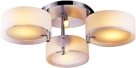 1000mm white TYDXSD Vintage industriel bar lumi/ères restaurant fer nordique lumi/ère cr/éative instrument 3 suspension de lampe /étude IKEA Cafe 500