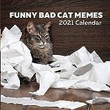 Funny Bad Cat Memes 2021 Calendar