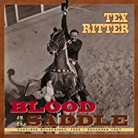 Blood on the Saddle by Tex Ritter
