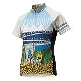 (パールイズミ)PEARL IZUMI サイクリング ジャージ サイクル プリントジャージ W334B[レディース] 13 レース 13 M