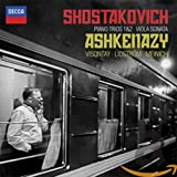 Piano Trios 1 & 2,Viola Sonata - ladimir Ashkenazy