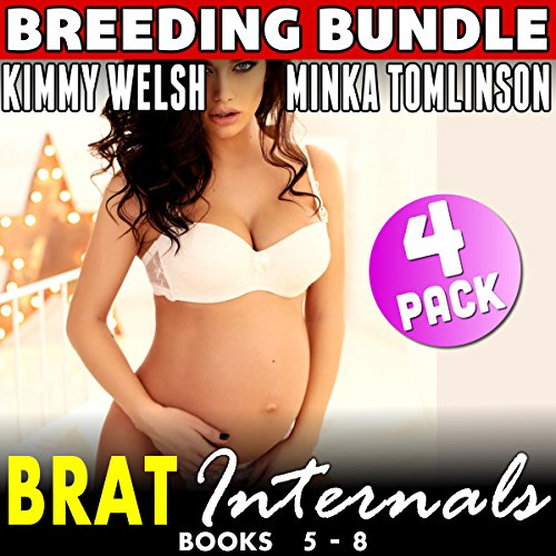 Brat Internals Breeding Bundle: Books 5 - 8 audiobook cover art
