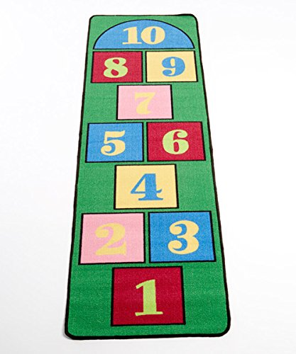 Learning Carpets - Tapis de Jeu - LC 181 - Marelle