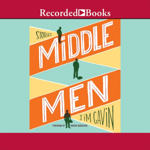 Middle Men audiobook cover art