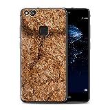Stuff4® Carcasa/Funda TPU/Gel para el Huawei P10 Lite/Serie: Cereales Desayuno - Weetabix