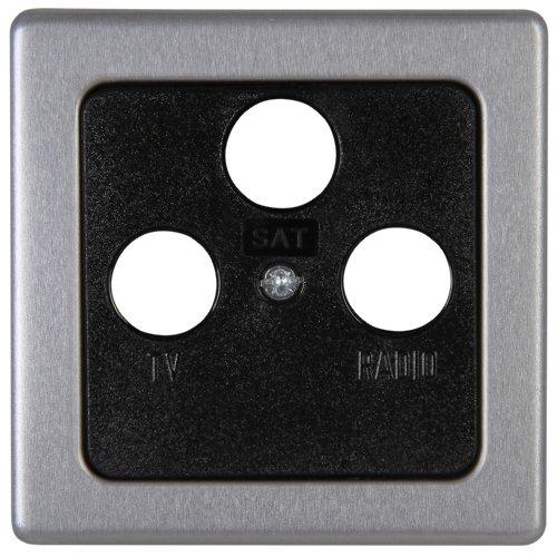 Kopp 337020180 Vision Antennenabdeckung TV/RF/SAT