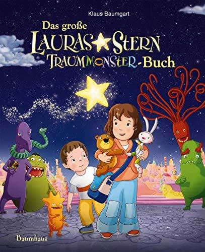 Das große Lauras-Stern-Traummonster-Buch (Lauras Stern - Erstleser)