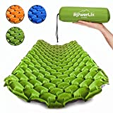 POWERLIX Sleeping Pad – Ultralight Inflatable Sleeping Mat, Ultimate for Camping, Backpacking,...