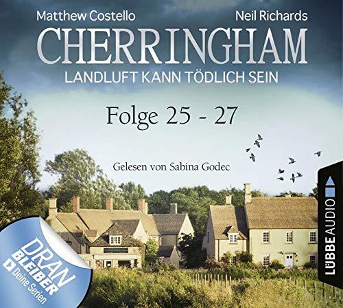 Cherringham - Landluft kann tödlich sein, Sammelband 9 cover art