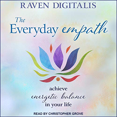 The Everyday Empath audiobook cover art