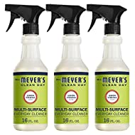 Mrs. Meyer's Clean Day Multi-Surface Everyday Cleaner, Lemon Verbena, 16 fl oz, 3 ct
