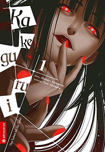 Kakegurui - Das Leben ist ein Spiel 01