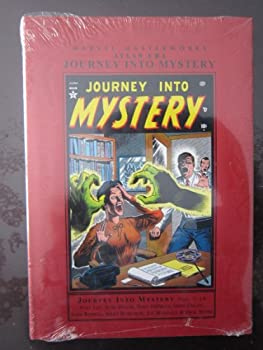 Marvel Masterworks: Atlas Era Journey into Mystery, Vol. 1 - Book #106 of the Marvel Masterworks